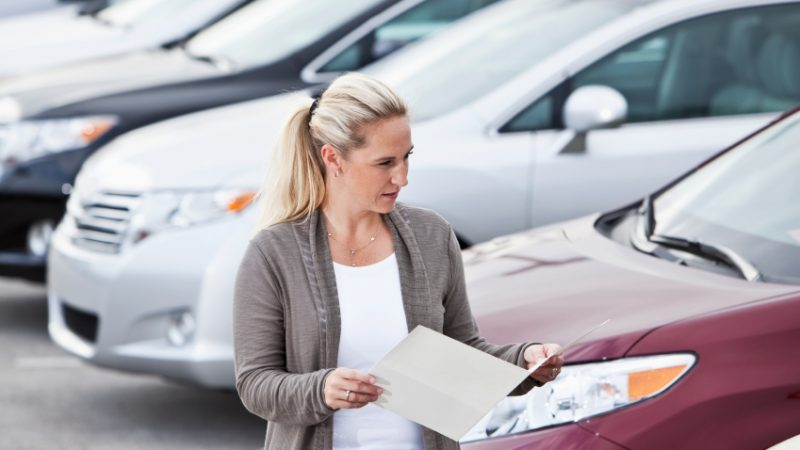 10 Strategies For Purchasing a Used Vehicle